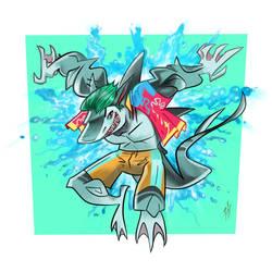 Theodore The Shark