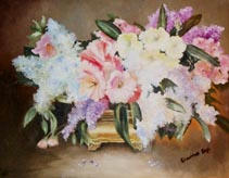 Flower Medley by duhveenah