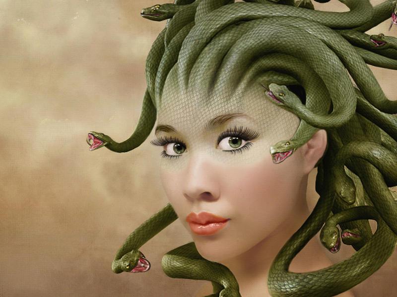 Medusa by Nataly1st