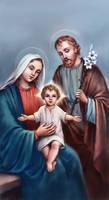 Santa Famiglia by Nataly1st