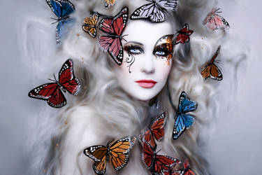 Madame Butterfly by Nataly1st