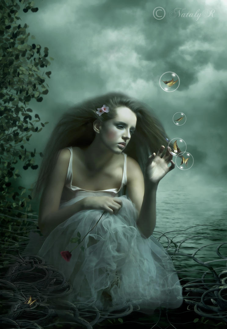 Let my Dream fly away by Nataly1st