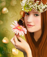 Lady Spring by Nataly1st