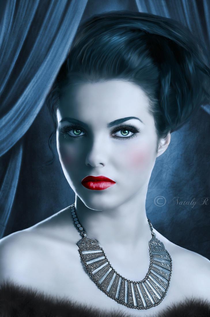 Gothic elegance by Nataly1st