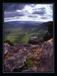 Blue mountains... by mountain-troll