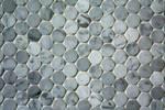 circle marble tile