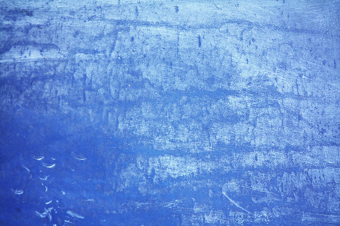 Blue Abstract Texture  - Blue Abstract Texture By Beckas