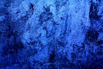 blue wall stucco texture