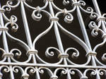 iron gate texture