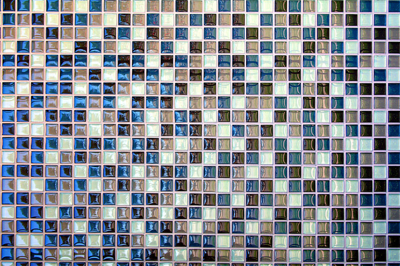 glass tile texture by beckas