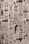 old newspaper texture