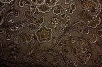 bronze floral texture