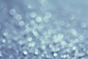 blue bokeh texture by beckas