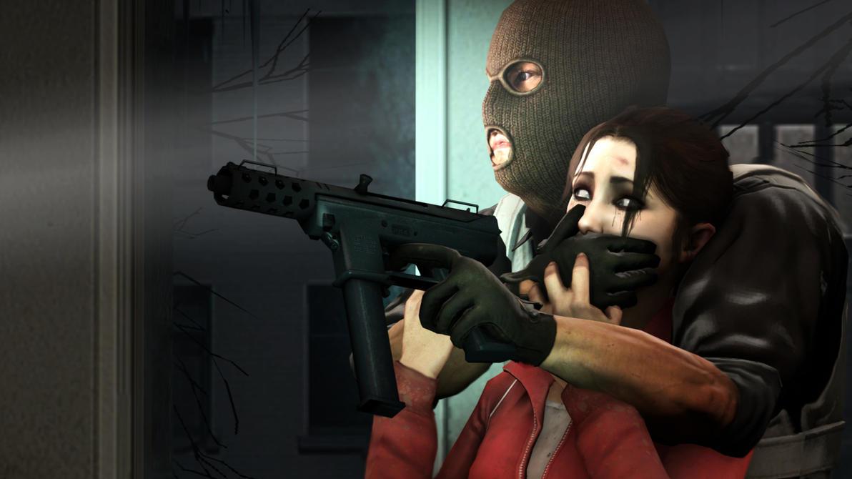 Hostage by Gomios13
