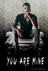You are mine | Wattpad Cover by Alakita