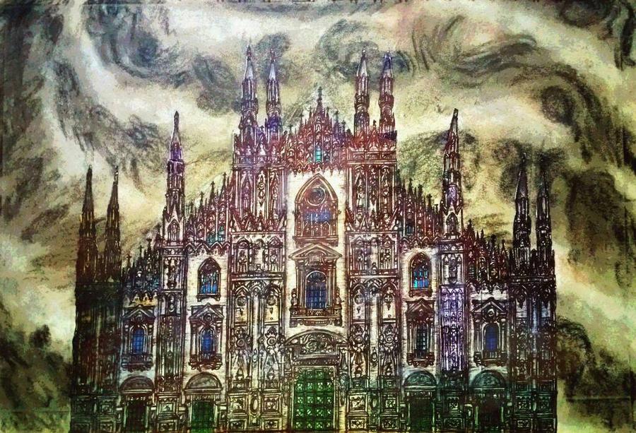 The Duomo di Milano by Architect-Gillesania