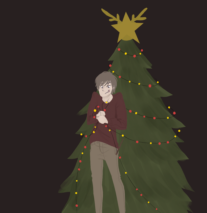 A very remus christmas by avender on deviantart - The five star student dormitories boutique style spoil ...