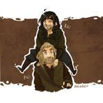 Kili and Fili by Avender