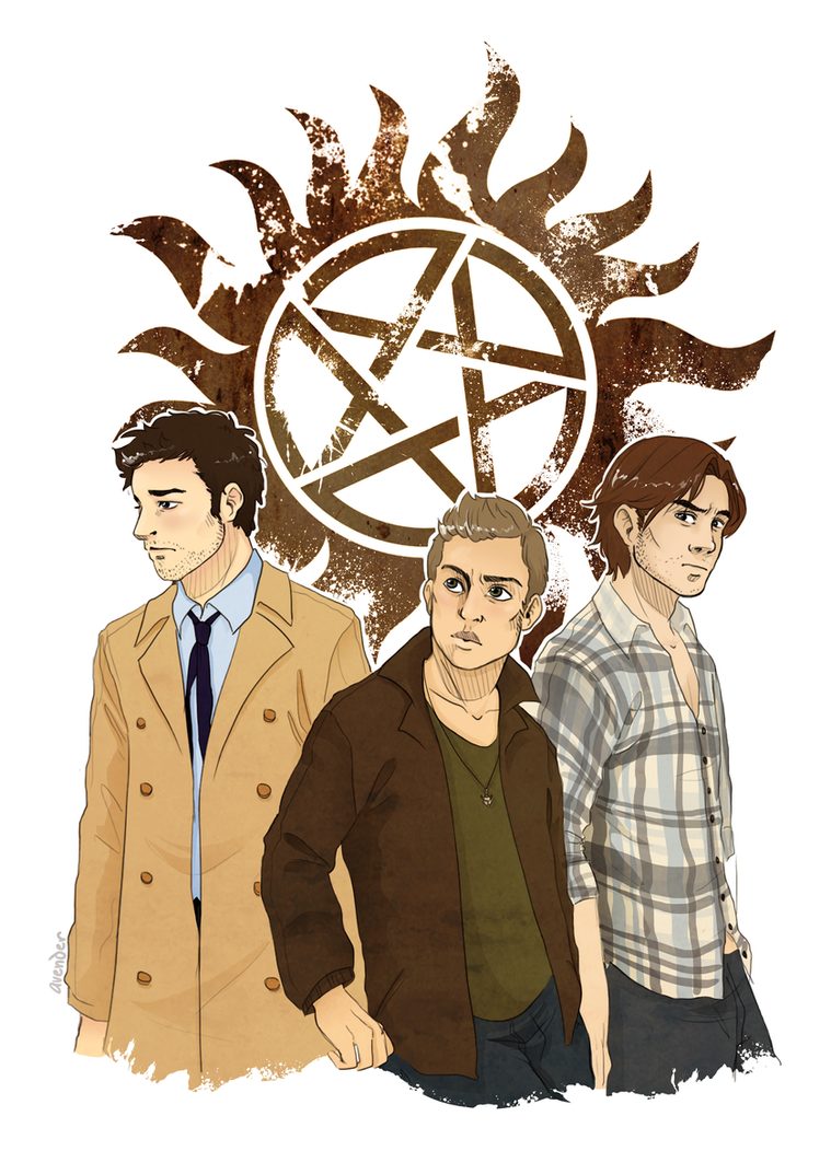 Supernatural Dreemz by Avender