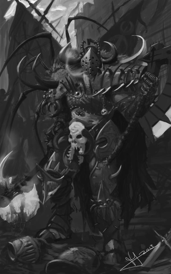 Lord of Spiderbit Clan by Althwen