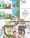 Battlefield Blues: Scenario 5