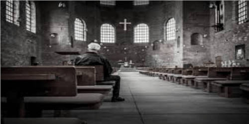 the EndTimes Defiled Church Elizabeth Marie Pos by KareemCarzan