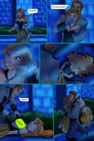 Anna and Hans 1 comic page by SerisaBibi