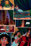 Jasmine and Jafar comic page 1
