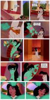 Princess Jasmine comic page 18