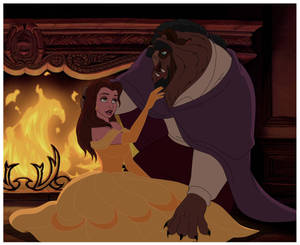 Belle and OC Beast