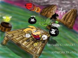 Run Rayman by rtfs1