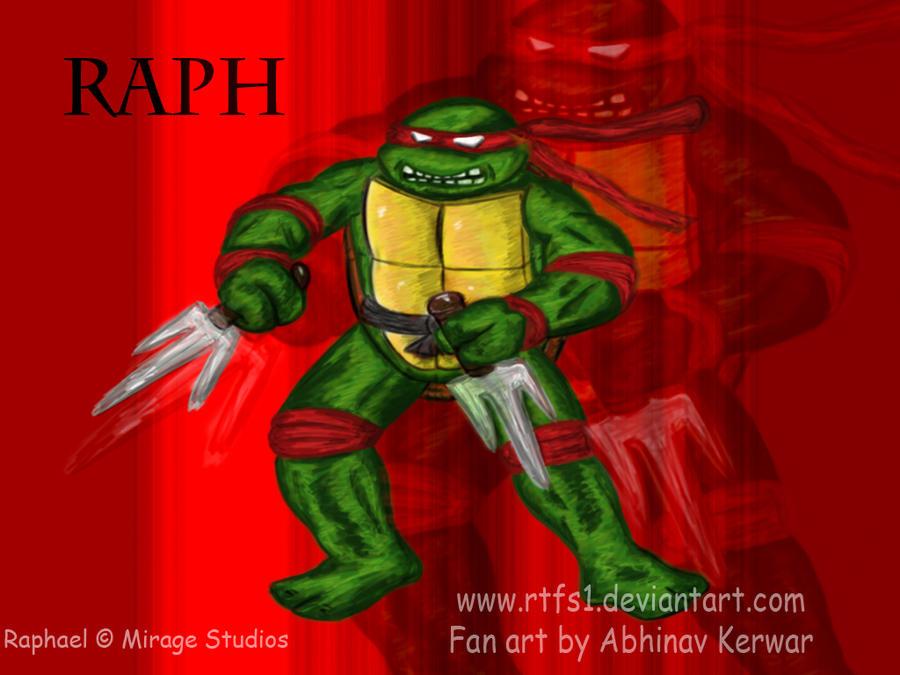 Raph by rtfs1