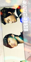 BIGBANG Bookmark