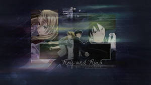 Roy and Riza. by daydreaam