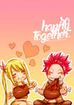 So Happy Together (Colouring).