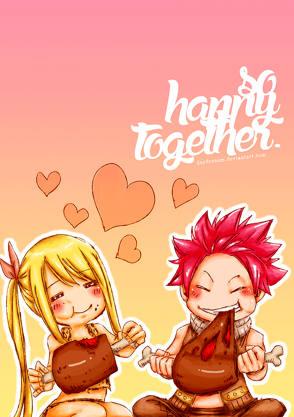 So Happy Together (Colouring). by daydreaam