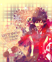 Let It Snow, Rin. by daydreaam