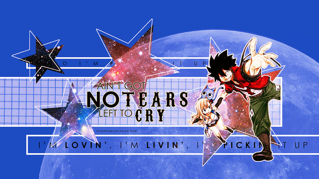 No Tears Left to Cry. by daydreaam