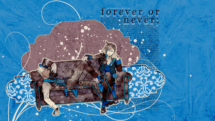 Forever or Never. by daydreaam