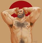 Heavy - no shirt