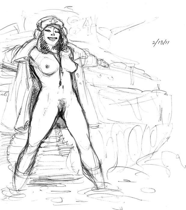 Sketchdump 5 by KGBigelow