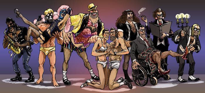 ROCKY HORROR PICTURE FORTRESS