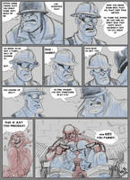 Special Operations Comical Adventure Time by KGBigelow