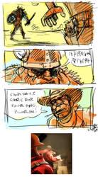 Cowboy vs. Viking