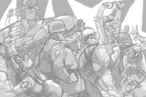 Sketch Dump - OTP challenge Day 8 by KGBigelow