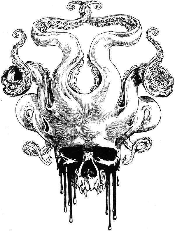 natural ink by KGBigelow