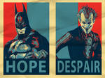 Arkham City Hype Poster