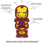 Iron Man Runs On Windows