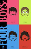 Four Boys by VaIisk