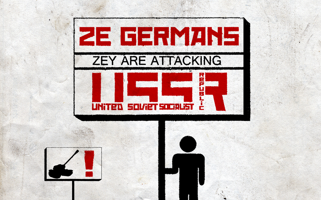 Ze Germans :: Wallpaper :: by Mornothly